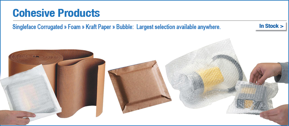Cold seal,products,Cohesive bands, cohesive paper