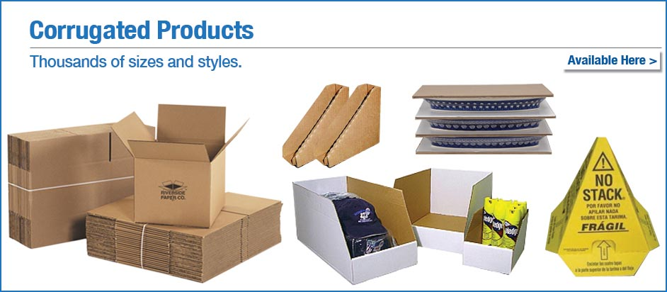 carton, corrugated mailers