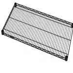 Black WIRE SHELVING - ACCESSORIES