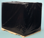 Black Pallet Covers With UVI UVA