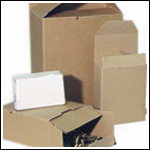 Kraft Slot-Lock Hardware Boxes