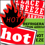 Hot & Cold Labels