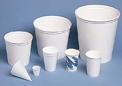 Paper Cups & Paper Tubs
