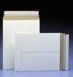 Self Seal rigid Mailers, StayFlats Mailers