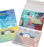 Custom CD & DVD Media Mailers