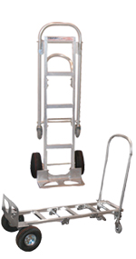 Aluminum 2-in1 Hand Trucks