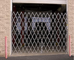 Galvanized Single Folding Gates