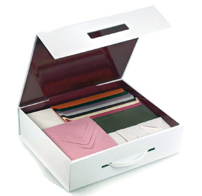 ... Rigid Magnetic Folding Gift Storage Box