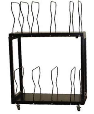 2 TIER CARTON RACK