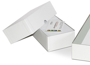 2 pc set up box rigid set up business card boxes riverside paper co glossy white business card box reheart Choice Image