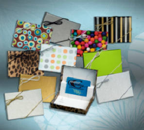 pop up gift card boxes