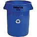 Rubbermaid Brute Recycling Container