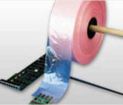 Pink Anti Static poly tubing