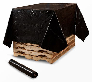 Black Poly Sheeting