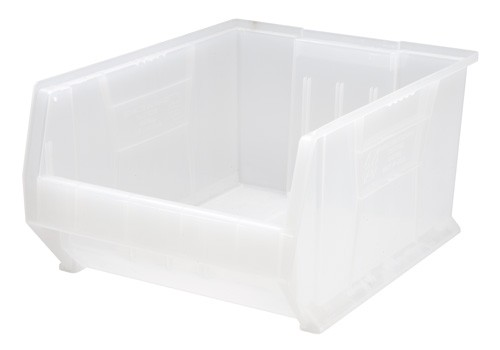 HULK CONTAINERS HULK BINS CLEAR HULK BIN  sc 1 st  Riverside Paper Co & Hulk bins extra large storage bins giant plastic bins industrial ...