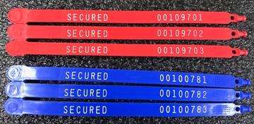 Bulldog security seals,Plastic Truck Seal,Plastic sercurity seals,Truck  Seals,Container Seals,plastic cargo security seals,Riverside Paper