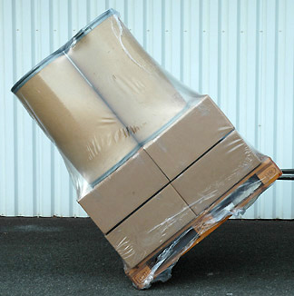 pallet wrap shrink bags