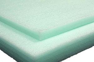 PE Foam Planks - Density: 1 2 lbs