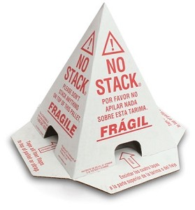 8x8x10 Quot No Stack Pallet Cone Rpconline Com