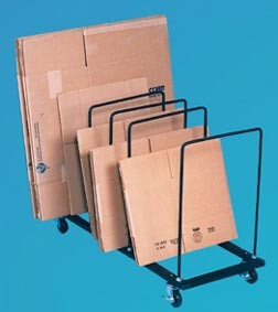 Carton stand box storage racks box storage stands carton for Stand carton