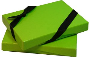 Gift Card Boxes - Colors