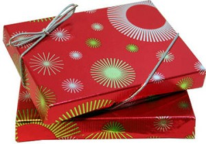 Gift Card Boxes - Holiday Designs