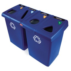 Rubbermaid Recycling Station