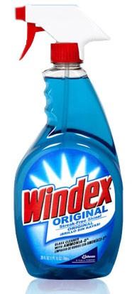 how to open windex spray bottle