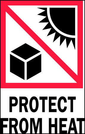 International Safe Handling Label