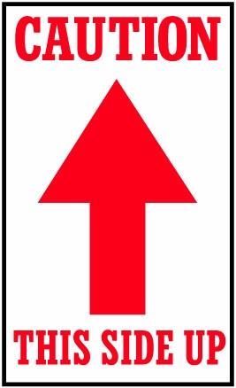 scl515 arrow label directional label riverside paper co