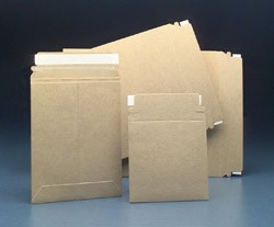 Self-Seal StayFlat Mailers