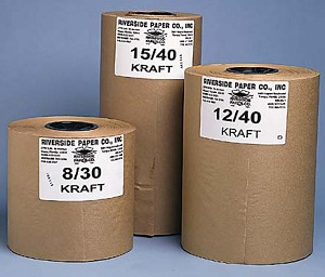 Kraft Wrapping Paper - 30 lb